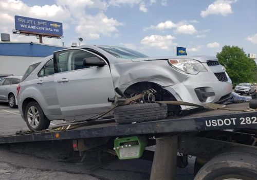 accident towing service