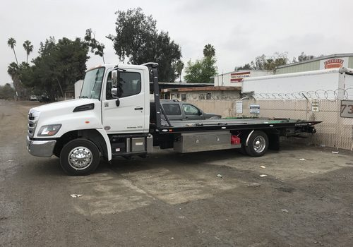 Fresno towing company